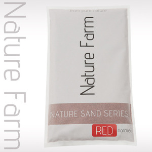Nature Sand RED normal  2kg 네이처 샌드 레드 노멀 2kg (0.3mm~0.8mm)